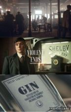 VIOLENT ENDS | Thomas Shelby [2] by iamhalscy