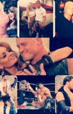 WWE Love Square (Fandango, Summer Rae, Dolph Ziggler, and Brittany) by JamaBJamaica
