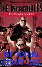 The Incredibles: Underground by KindaCrazy101