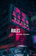 rules ➶ jeongchan by seoular-system