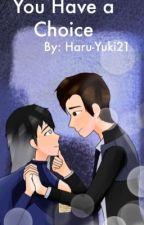 You Have a Choice (Connor x Reader) HIATUS by Haru-yuki21