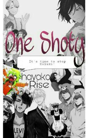 One shoty by Hayako_Rise