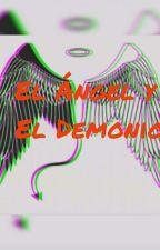 VKOOK:El Ángel y El Demonio by lourdes_delgadino