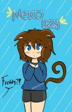Neko Day {Frededdy} by 61es05