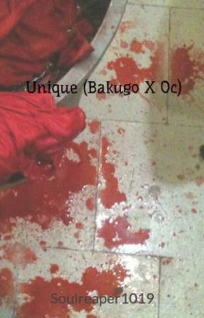 Unique (Bakugo X  Oc) by Soulreaper1019