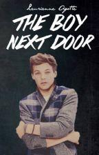 The Boy Next Door by LaurianneAyotte