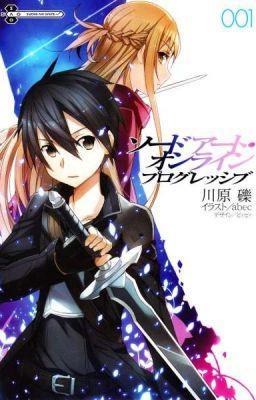 sword art online progressive 001