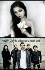 Austin Carlile adopted a goth girl (Austlan Cashby) by Gothicgirl1235