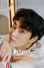 SERVICE┇kms by behindthestage