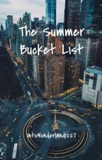 The Summer Bucket List by wellokaythen2154