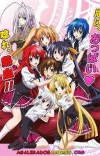 The Boy With Gods Sword (High School Dxd x Male God Reader) REWRITING! by xXYandereWriterXx