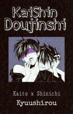KaiShin Doujinshi by QiuQiuXiu