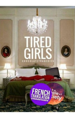 Filles Fatiguées| Tired Girls  by FalakAlameddine