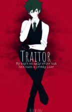 Traitor |Villian Deku| by birbson