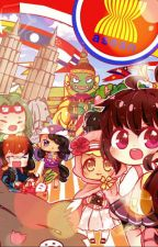 Together For ASEAN~✧ by HyperHira