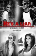 'He's a liar'- He destructed my heart. << n.h./h.s. by NarryStoranOfficial