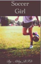 Soccer girl by abby_BTD