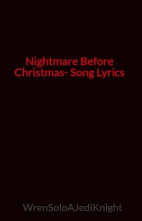 nightmare before christmas song lyrics - Whats This Nightmare Before Christmas Lyrics