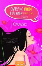 Diary Ng Hindi Malandi (Slight Lang!) by kwadernongmaraclara