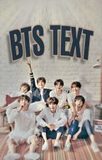 🌸BTS TEXT🌸 by XRENESMEX