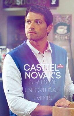 Đọc truyện [Destiel Fic] Vận đen của Castiel Novak