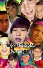 Magcon Preferences and Imagines by ariisqueen