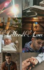 Letters&Love (AU!Ziam) by Roselle_Rose