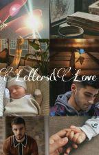 Letters&Love (AU!Ziam) by Rosalyn_Rose