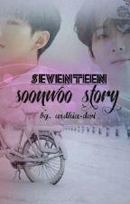 seventeen soonwoo story by ardhia_dwi