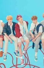 BTS ♡ FANGIRL  Khi idol là tiền bối. by SKTSun