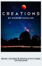 C R E A T I O N S by rosesetincelles