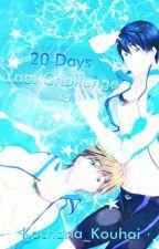 20 Days Yaoi Challenge by WangChun-Yan