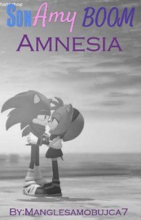 Sonamy BOOM | Amnesia by Manglesamobujca7