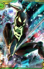 Izuku Midoriya: King of Heroes by OPMPower
