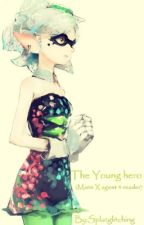 The Young hero (Marie X Agent 4 Reader) by Splatglitching