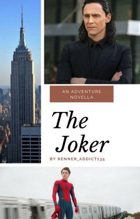 The Joker by Renner_Addict135