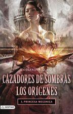 8. Princesa mecánica TERMINADA by caamiibellen