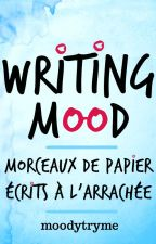 Writing Mood [Rant book] by moodytryme