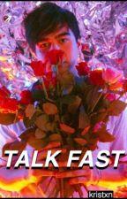 talk fast // calum hood by kristxn