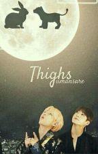 Thighs | Vkook by umansare