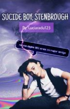 Sucide Boy; Stenbrough by luciaradu123