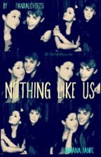 Nothing Like Us|| JARIANA  by pandalover725