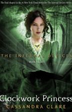 Clockwork Princess by KatnissHawthorne