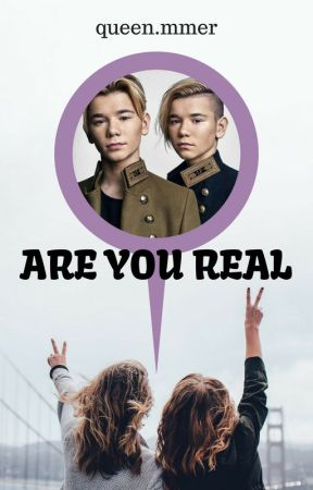 ARE YOU REAL?? //Marcus & Martinus by the-amandaseyfried