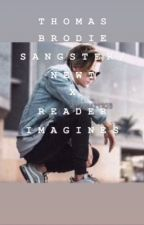Thomas Brodie-sangster/newt x reader imagines. by zach_stole_it_all