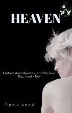 Heaven | الجنّة by rere_zeed