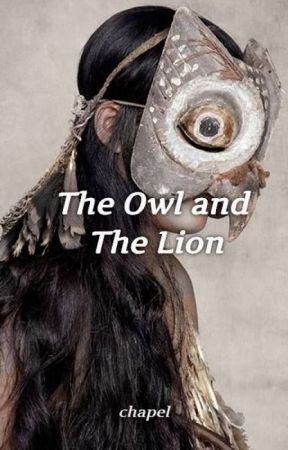 The Owl and The Lion by BransFlakes