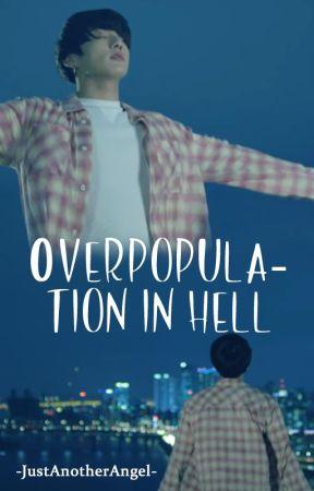 Overpopulation in hell by -JustAnotherAngel-