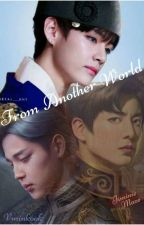 From Another World | Royalty AU | Jimin CENTRIC by JiminieMaze
