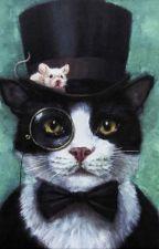 Simplemente otro gato ordinario by panfeyt